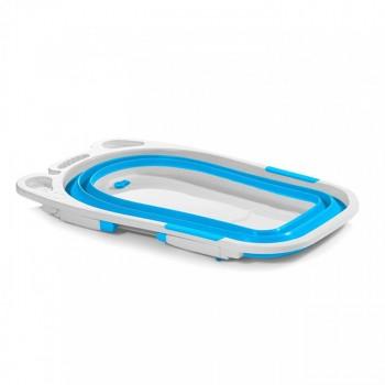 Innovaciones MS Banheira Fold Azul 6834