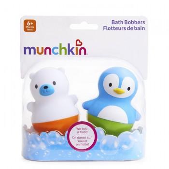 Munchkin Brinquedos Banho Flutuantes Urso e Pinguim 11013