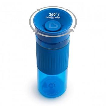 Munchkin Copo Miracle Hidratação 360 Azul 709ml 12492