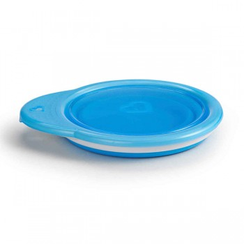 Munchkin Taça Silicone Azul 012377