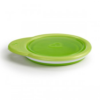 Munchkin Taça Silicone Verde 012377