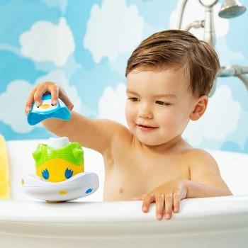 Munchkin Brinquedo de Banho Empilhar & Encaixar 051706