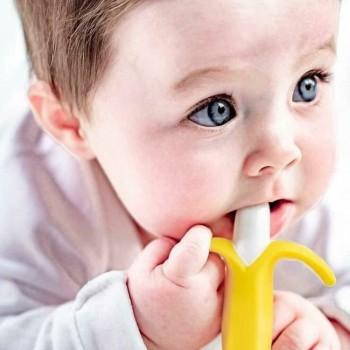 Nûby Pack 2 Mordedores Milho e Banana NB99341
