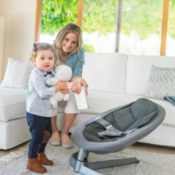 Nuna Espreguiçadeira para Bebé Leaf Twilight SE-10-032GL