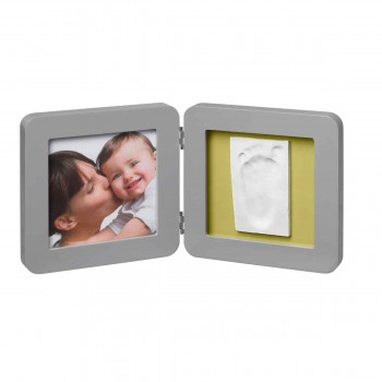 Print Frame Grey Baby Room Baby Art