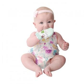 Saro Luva de Dentição para Bebé Flamingos 21076