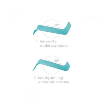 Saro Rede de Banho Evolutiva Azul 1103A