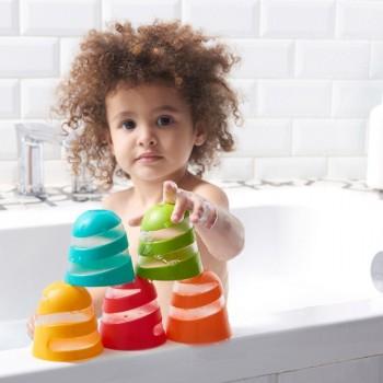 Tiny Love Brinquedo de Banho Copos Spiral 3333165021