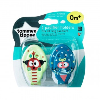 Tommee Tippee 2 Prende Chupeta Robots