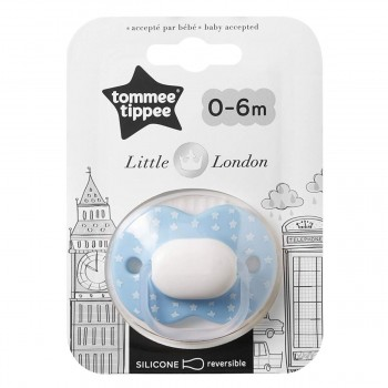 Tommee Tippee Chupetas 0-6M Little London Menino