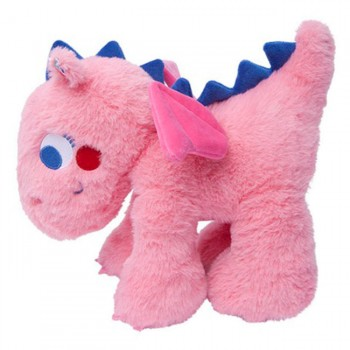 Tuc Tuc Enjoy the Dream Peluche Dragão Rosa 06718