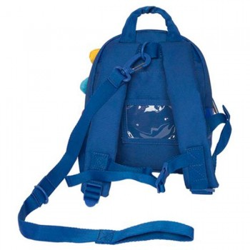 Tuc Tuc Mochila Infantil Azul Enjoy the Dream 06784