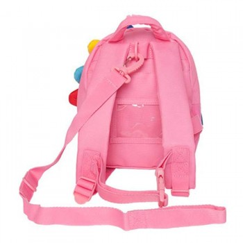 Tuc Tuc Mochila Infantil Rosa Enjoy the Dream 06783