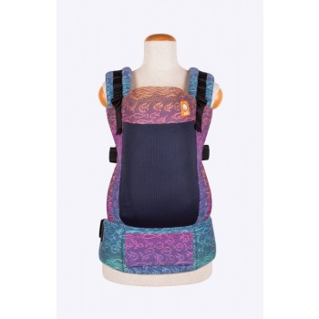 Tula Mochila Porta-Bebé Signature Collection Free-to-Grow Oscha Shoal Refractions