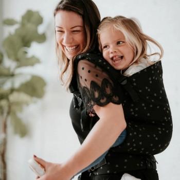 Tula Mochila Porta-Bebé Toddler Discover TBCA9BKG59IN