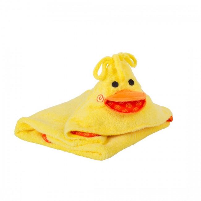 Zoocchini Toalha para Bebé Pato