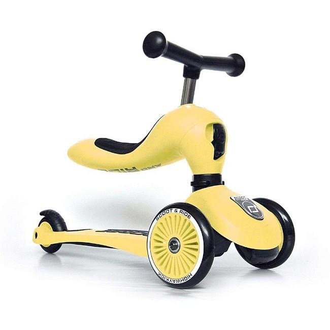 Scoot and Ride Highwaykick Trotineta One Limão 3530