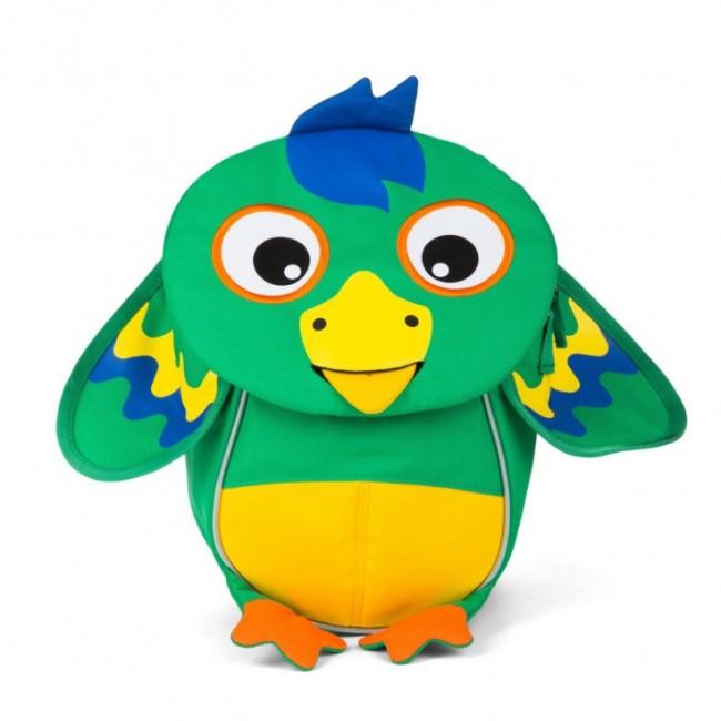 Affenzahn Mochila 1-3 Anos Papagaio
