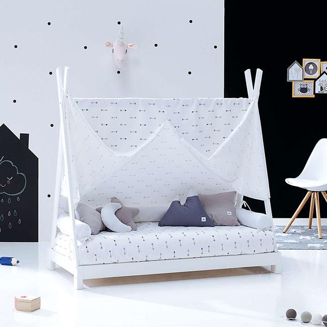 Alondra INDY Cama Montessori INDY-14 Arrow (não inclui almofadas e decorações)