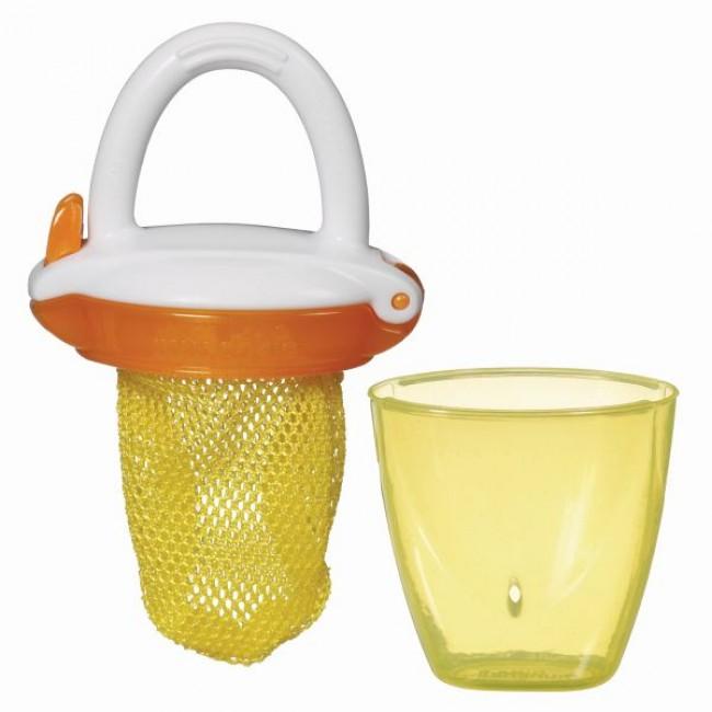 Anel de Alimentação Deluxe com Protecção Amarelo