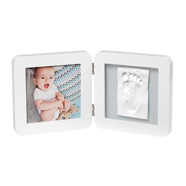 Baby Art Moldura 2 Faces My Baby Touch Branco