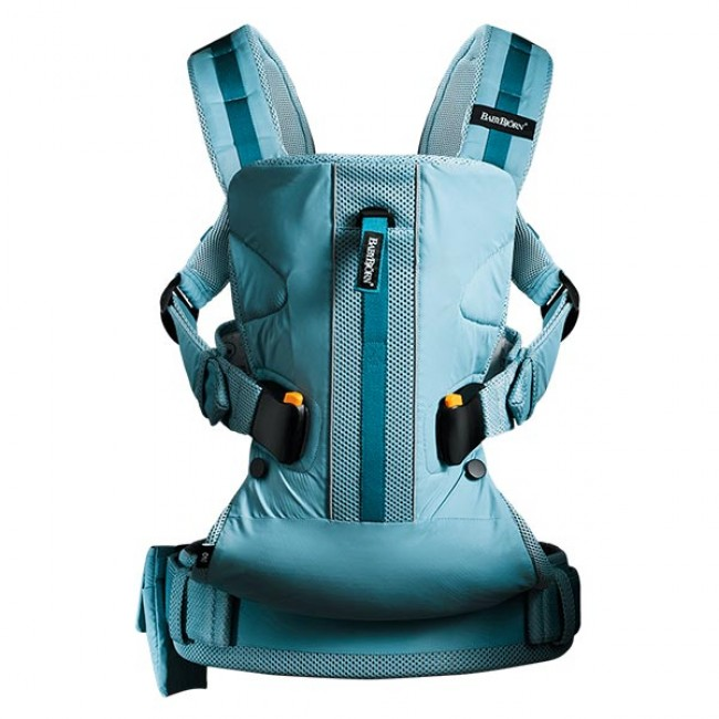 Porta Bebé One Outdoors Turquesa BabyBjörn