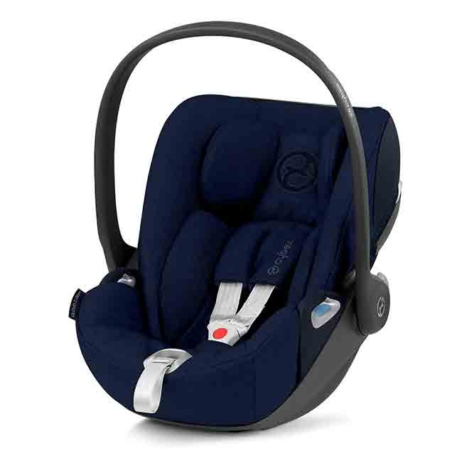 Cybex Cadeira Auto CLOUD Z I-SIZE Plus Midnight blue