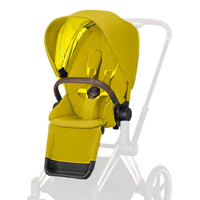Cybex PRIAM Seat Pack Mustard Yellow