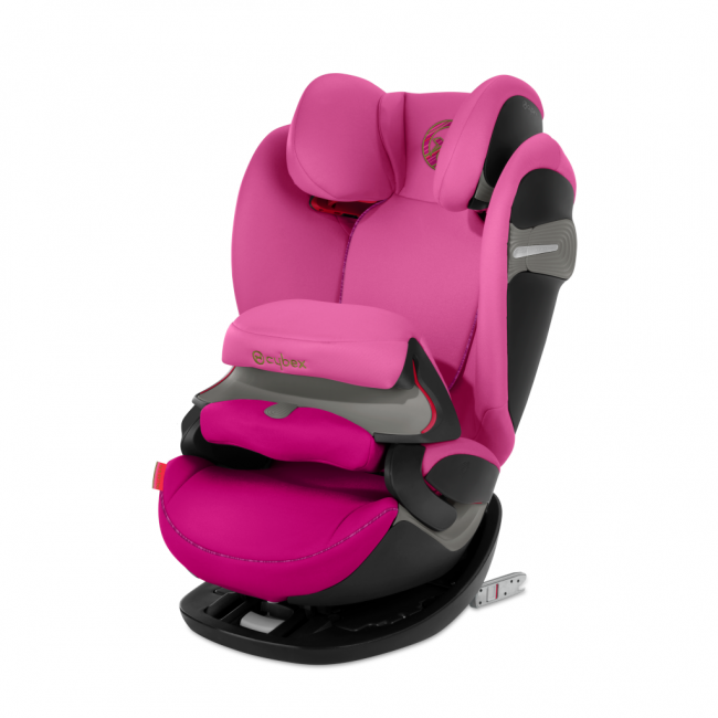 Cybex Cadeira-Auto PALLAS S-FIX Fancy Pink