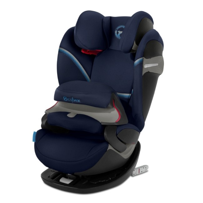 Cybex Cadeira-Auto PALLAS S-FIX Navy Blue