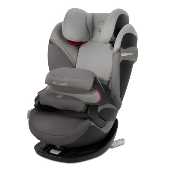 Cybex Cadeira-Auto PALLAS S-FIX Soho Grey