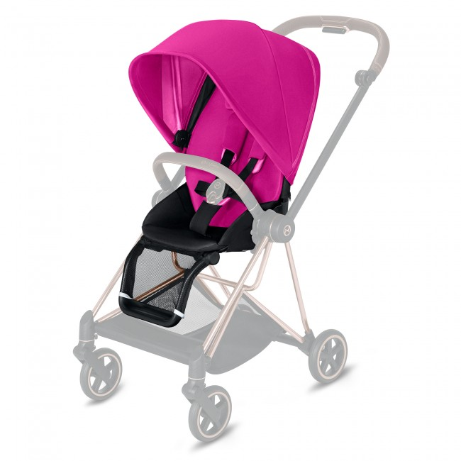 Cybex Seat Pack Mios Fancy Pink