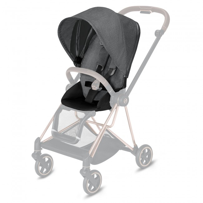 Cybex Seat Pack Mios Plus Manhattan Grey