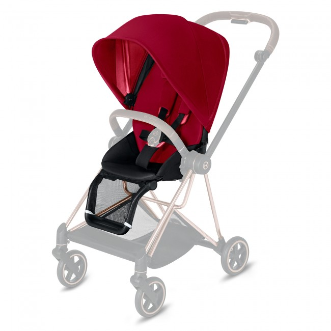 Cybex Seat Pack Mios True Red