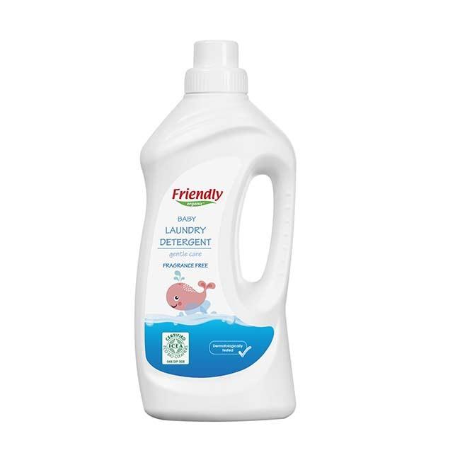 Friendly Organic Detergente para Roupa de Bebé Delicada