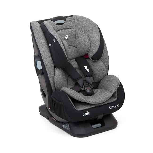 Cadeira Joie Every Stage FX (c/ Isofix) Two Tone Black C1602AATTB000