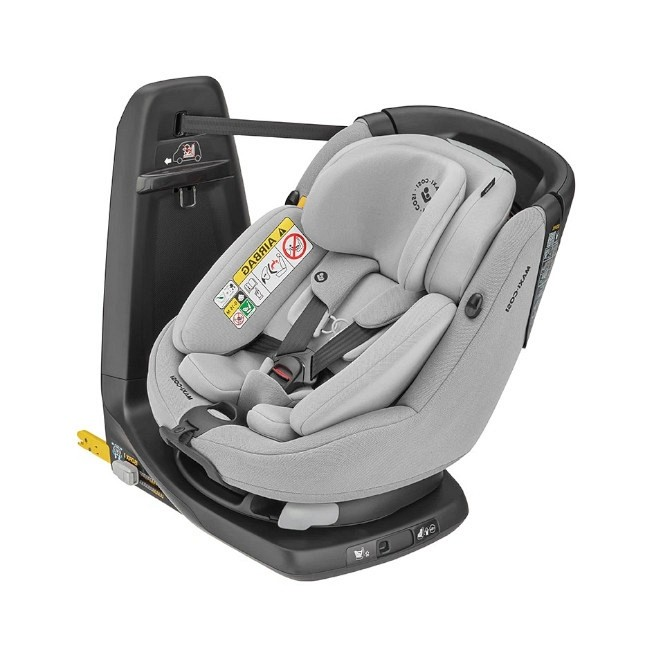 Maxi-Cosi Cadeira-Auto AxissFix Plus Authentic Grey