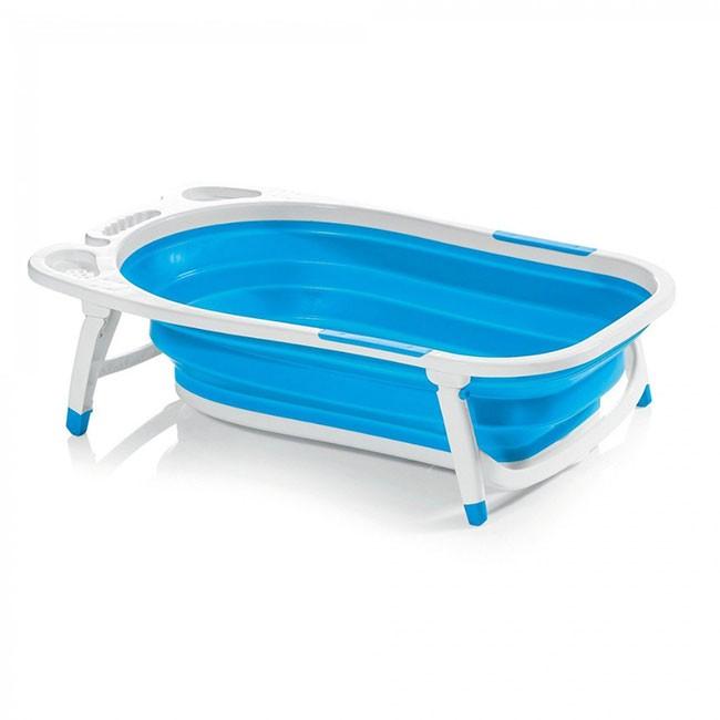 Innovaciones MS Banheira Fold Azul