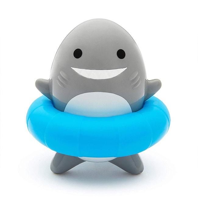 Munchkin Brinquedo Banho Tubarão Giratório 12496