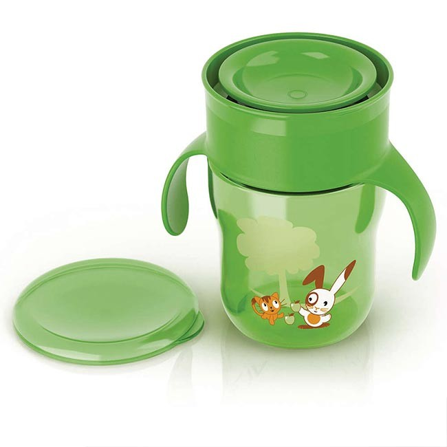 Philips Avent Copo Crescimento Magic Cup Verde 260ML