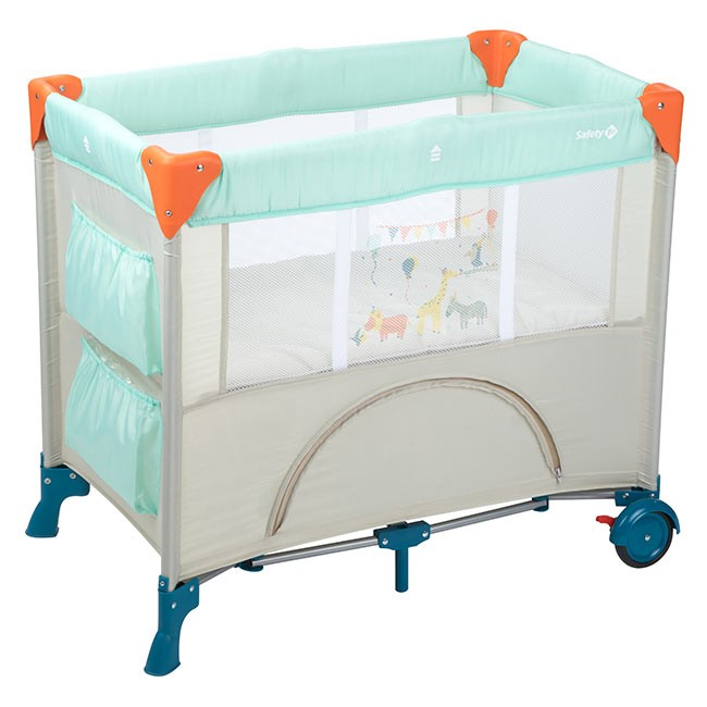 Safety 1st Cama de Viagem Mini Dreams Happy Days