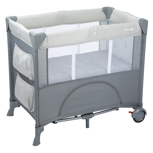 Safety 1st Cama de Viagem Mini Dreams Warm Grey