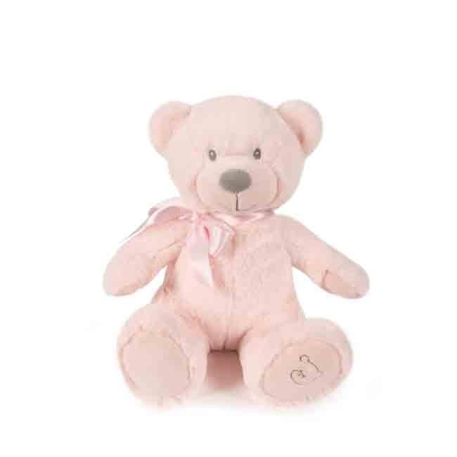 Pasito a Pasito Urso Peluche Rosa 25cm 74593