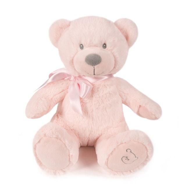 Pasito a Pasito Urso Peluche Rosa 50cm 74599