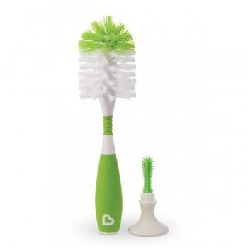 Escova Biberão Qualidade Superior Verde Munchkin 11043V