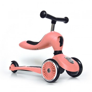 Scoot and Ride Highwaykick Trotineta One Pêssego 3529