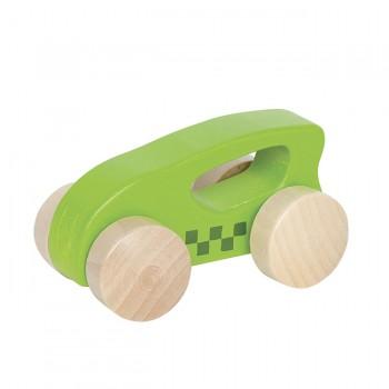 Hape Carrinho Little Auto Verde +10M E0057