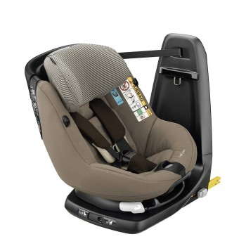 Cadeira Auto Bébé Confort AxissFix Earth Brown