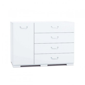 Alondra Cómoda 84,8x120cm Joy Branco D259G-M7700