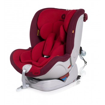 Apramo Cadeira-Auto One Isofix 0-1-2-3 Liverpool Red